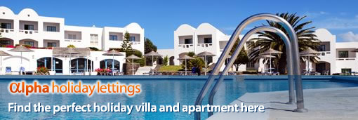 Self-catering villas and apartment in Spain, France, Portugal and other destinations worldwide