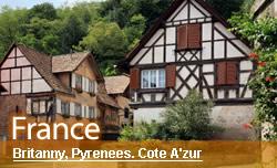 Villas In France